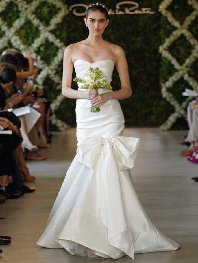 Oscar de la Renta Bridal Collection 2013. Foto www.oscardelarenta.com