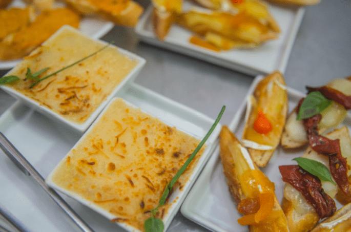 Cardápio finger food casamento