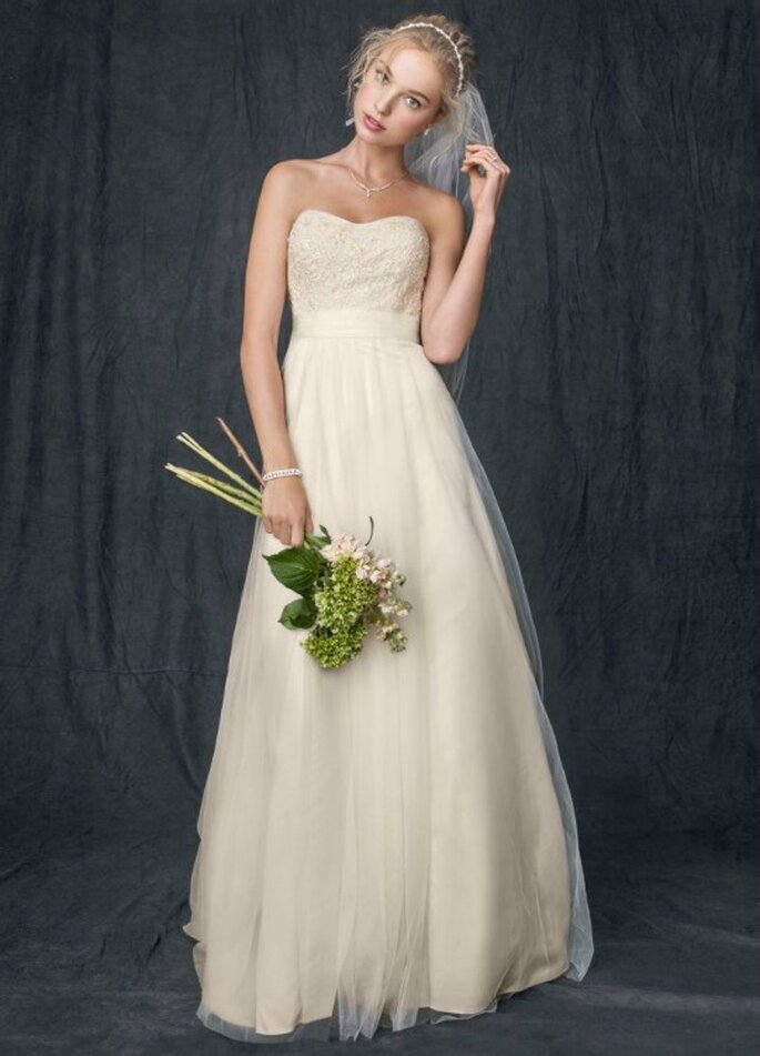 Foto: David's Bridal Collection