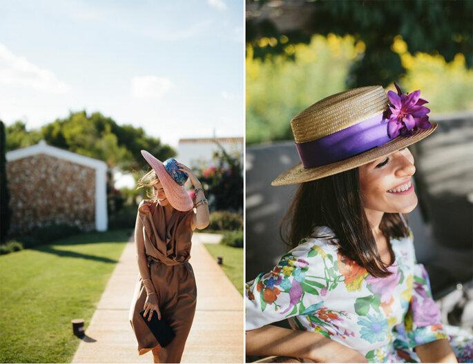 invitadas de boda fashionistas