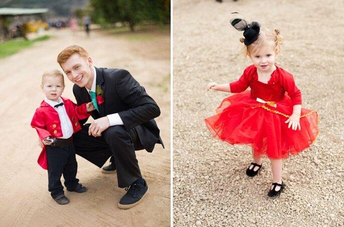 Foto di Cameron Ingalls via Green Wedding Shoes