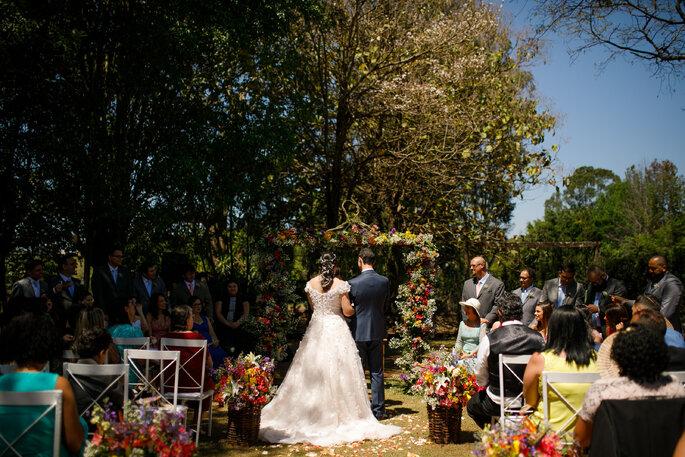 Local da cerimônia e da festa: Floriada Eventos - Foto: Marcelinos Fotografia