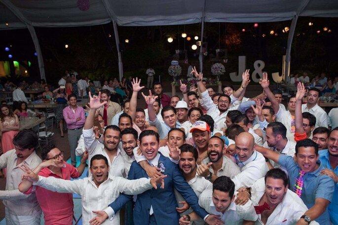 Sound F Cool Music DJ bodas México DF