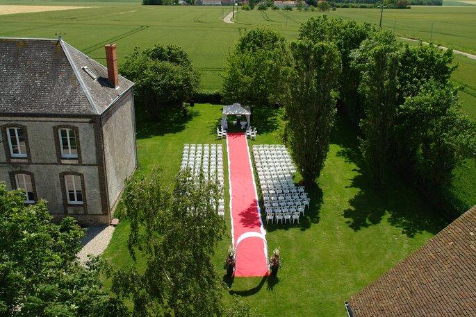 Domaine de Marolles, lieu de réception en Sur-et-Loire
