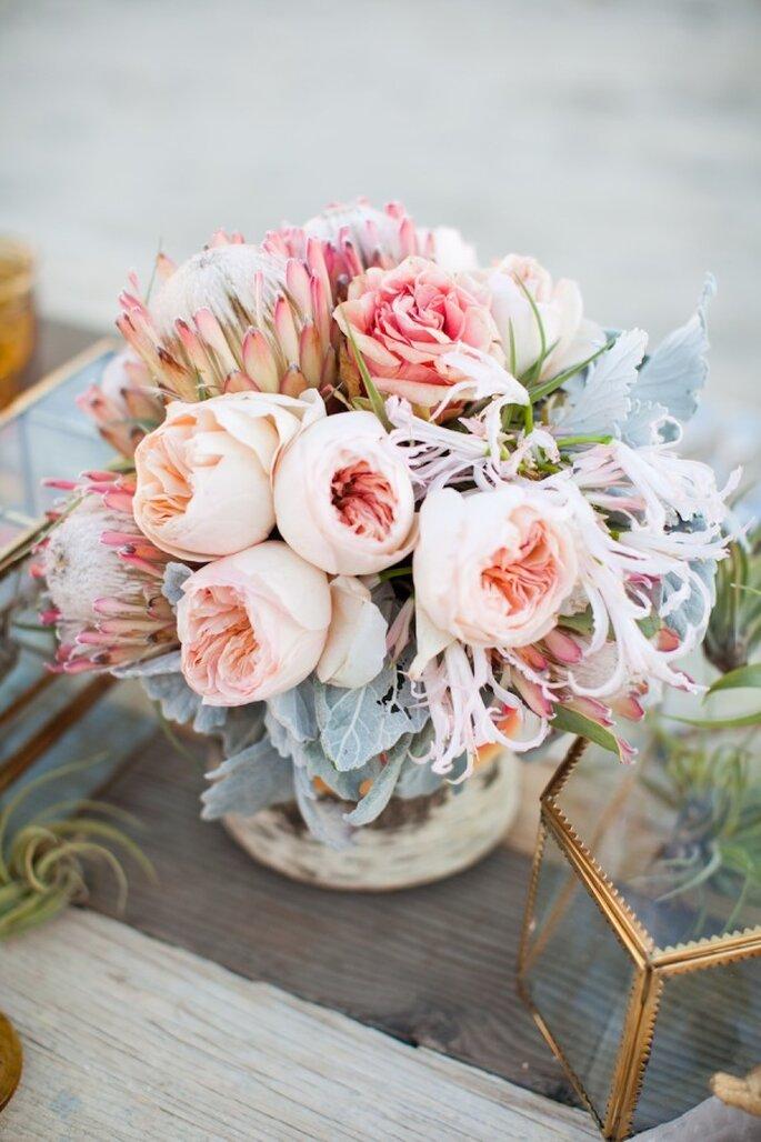 decoración en tonos pastel - Katie McGihon
