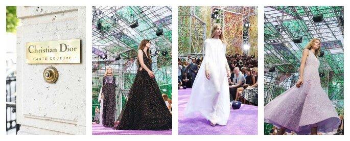 Christian Dior Défilé - Instagram officiel Dior