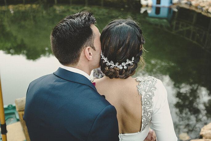 tranças para noivas