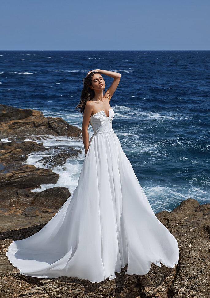 Déclaration Mariage, robes de mariée à Paris