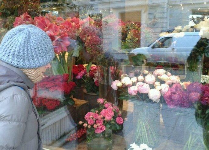 'Des fleurs!' Foto: Carmen Berbel