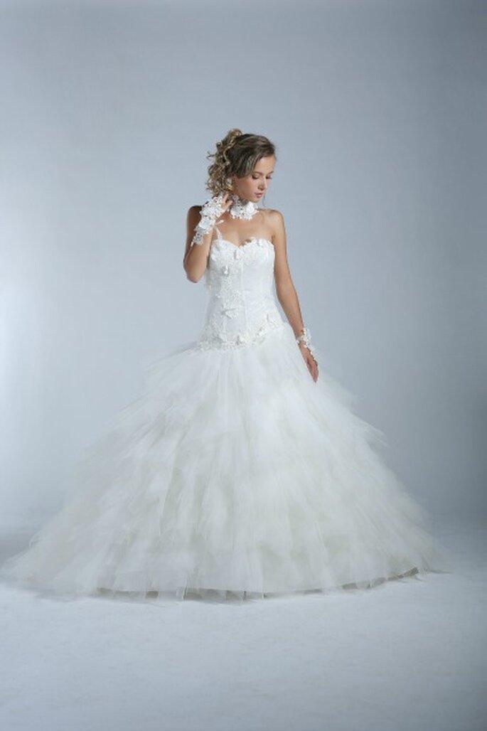 BGP Company 2014 : des robes de mariée ultra féminines