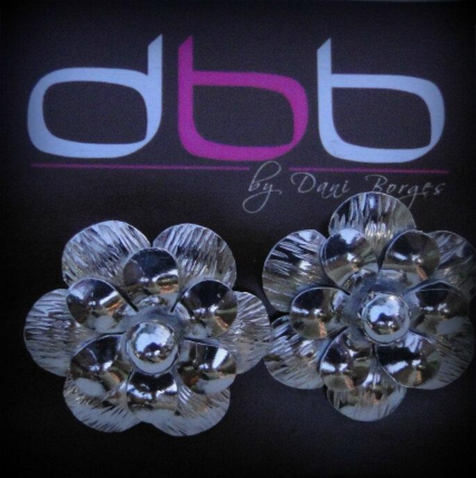 Rosas creadas por esta joven diseñadora. Foto: DBB by Dani Borges
