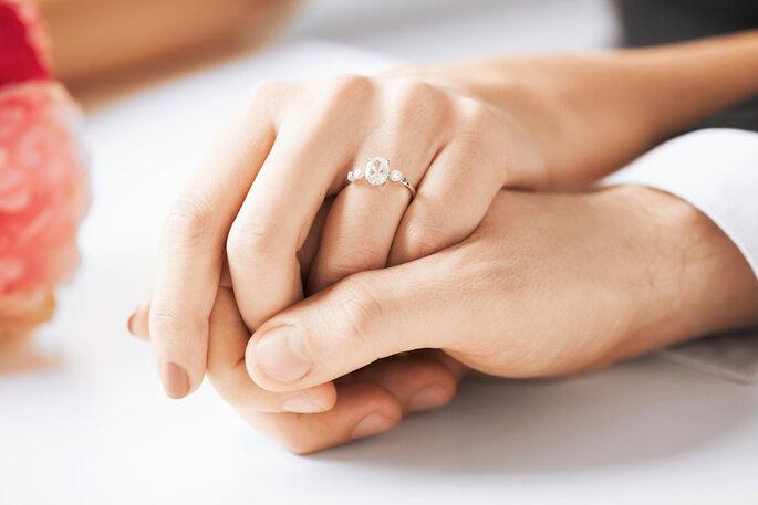 Consejos para que tu novio ye dé el anillo de compromiso que quieres - Syda Productions en Shutterstock