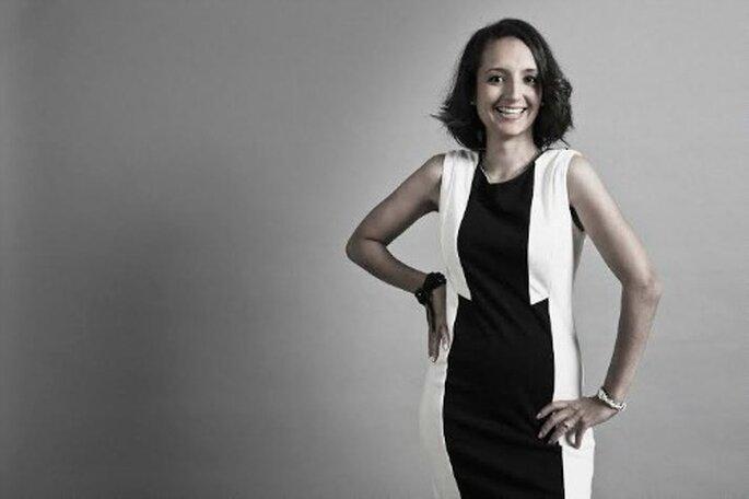 Cécile, directrice de l'agence Label' Emotion Rhône-Alpes