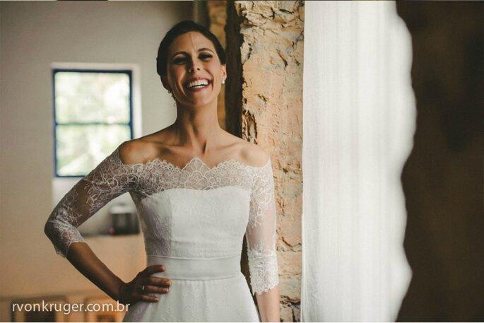Vestido de noiva Ateliê Göra