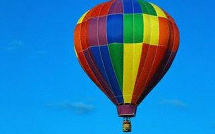 Un viaje en globo aerostático inolvidable para regalar