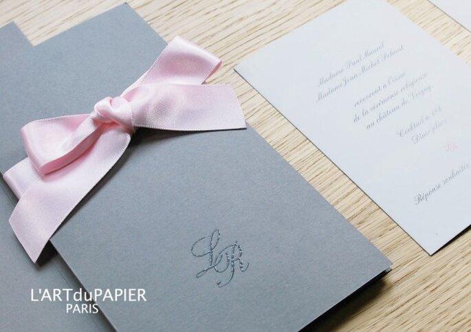 Invitation mariage 2015