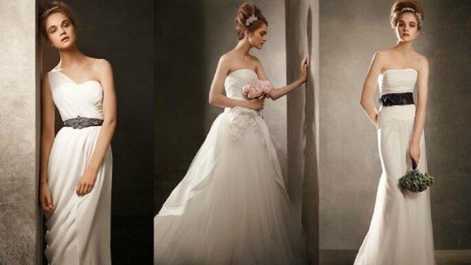 6 white by Vera Wang for David's Bridal