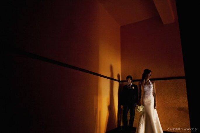 Cómo hacer una invitación formal a una boda - Foto Cherry Waves