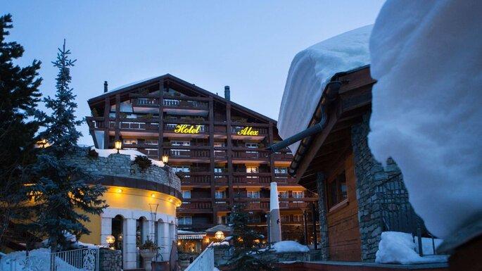Hotel Alex Zermatt