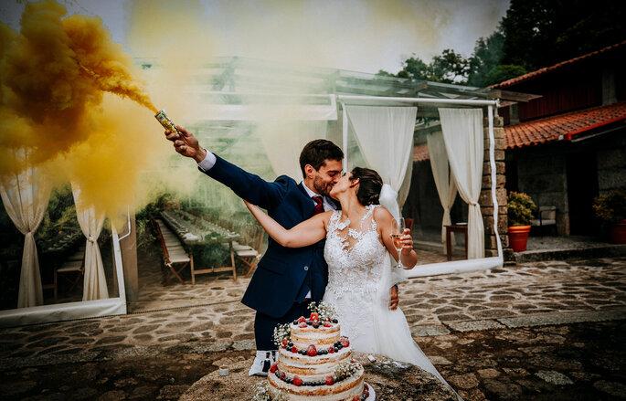 Como organizar um casamento de dois dia