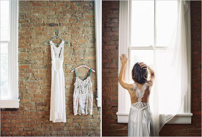 7 tips para que tu noche de bodas sea inolvidable - Foto- Jessica Lorren Photography