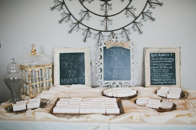 Incorpora el feng shui en toda tu boda - Foto Paula O' Hara
