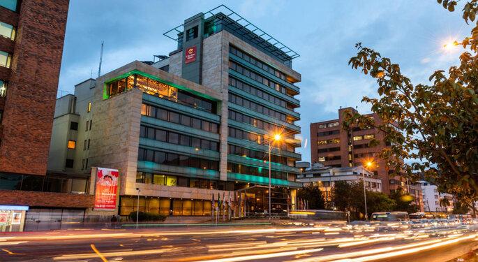 Clarion Hotel Bogotá Plaza