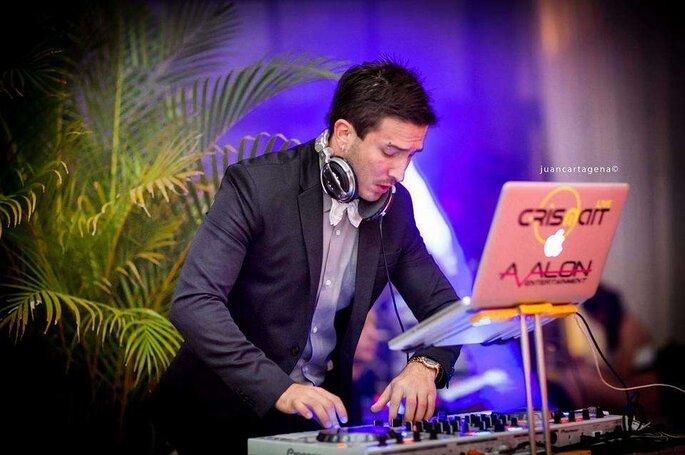 Live-Crismatt DJ