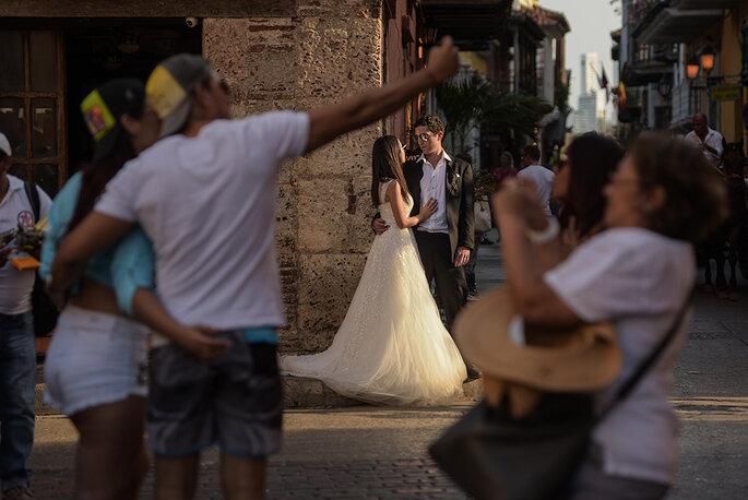 Fotógrafos de bodas en Cartagena: ¡Los 12 mejores para tu matrimonio!