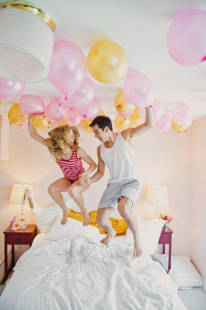 10 cosas que no debes hacer en tu luna de miel - Foto Scarlet O'Neill