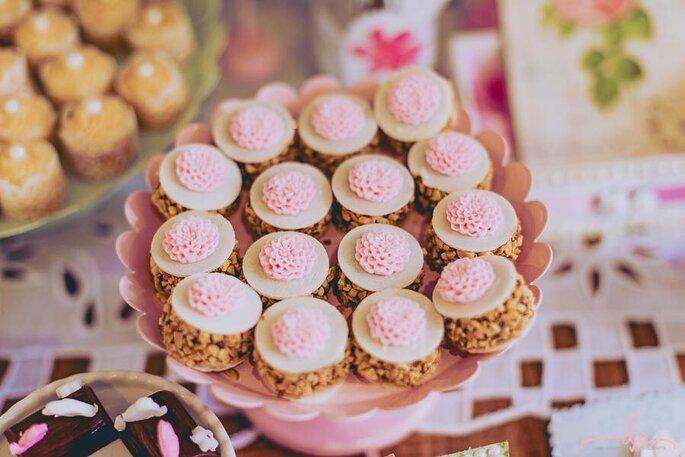Ana Foster Chocolates - mini wedding