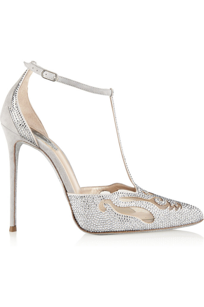 Zapatos de novia, Rene Caovilla.