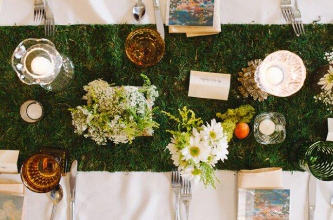 Idées pour un mariage rétro - Photo T&S Hughes Photography