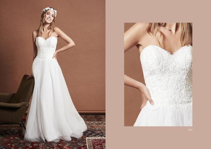 Priam Paris - boutique de robes de mariée - Paris (75)