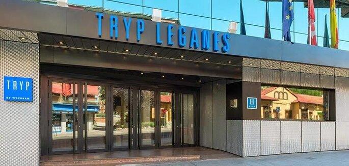 Foto: Hotel TRYP Madrid Leganés