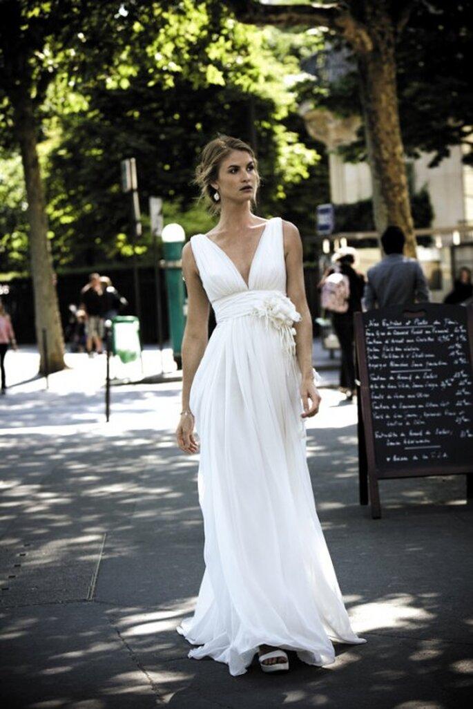 Vestido de novia Flambeau, Cymbeline