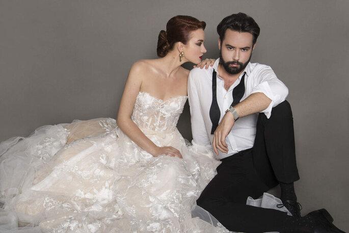 Tiscareño Bridal Couture