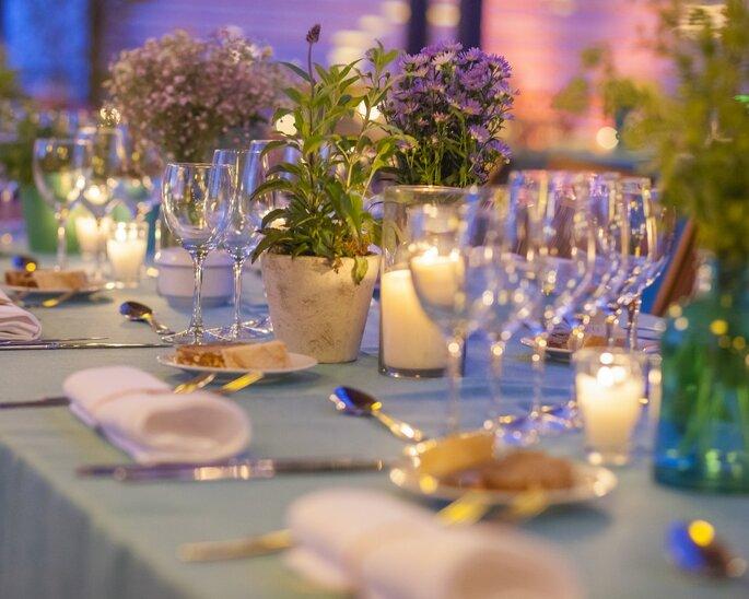 las flores para decorar una boda