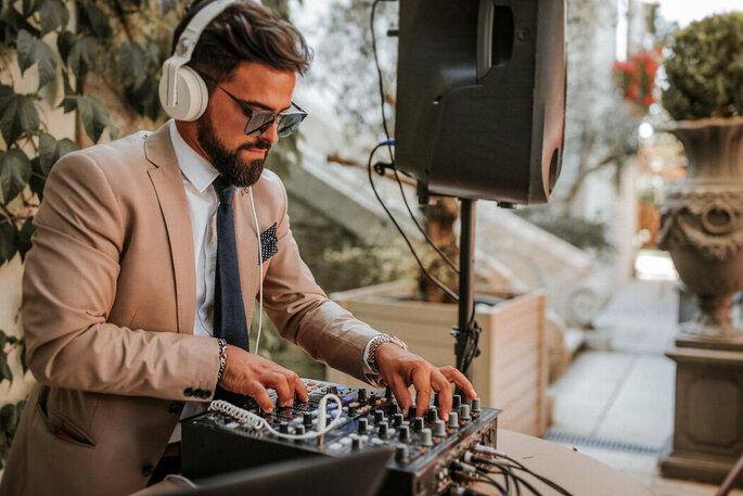 DJ Pedro Miranda