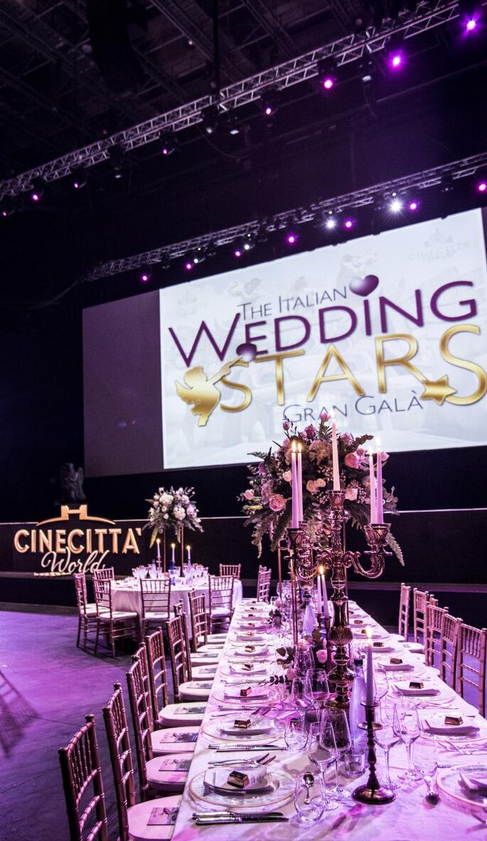 The Italian Wedding Stars