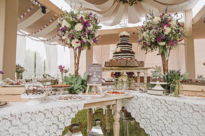 Ambrosía Catering buffet matrimonios Santiago de Surco