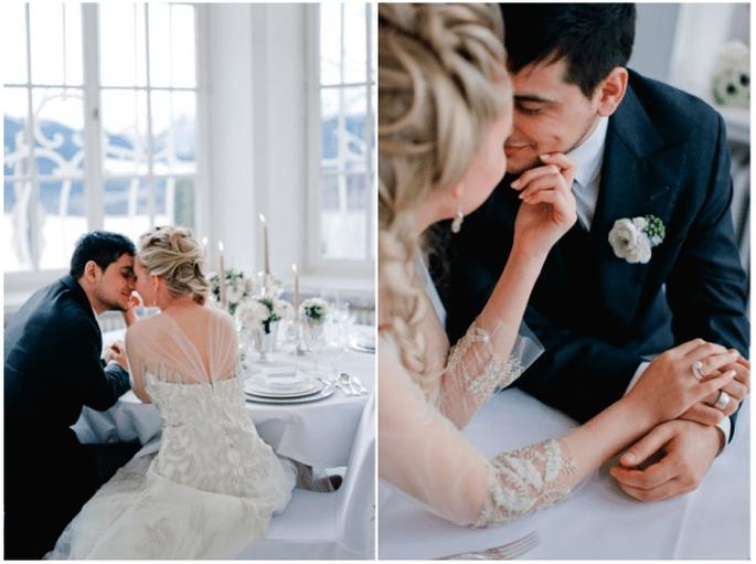 Fotos de boda inspiradas en la película Frozen - Foto Nadia Meli