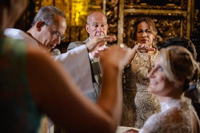 cerimonial casamento clássico