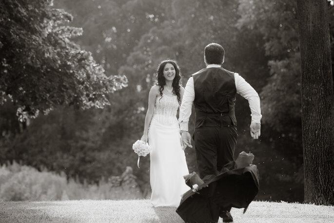 Leonora & Dario Mazzoli wedding photography