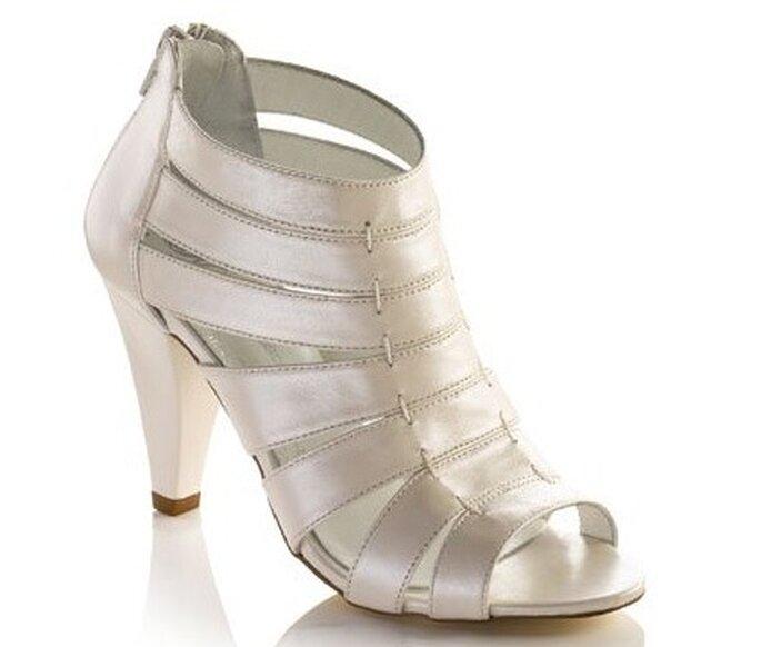 Zapatos de novia Fosco 2011