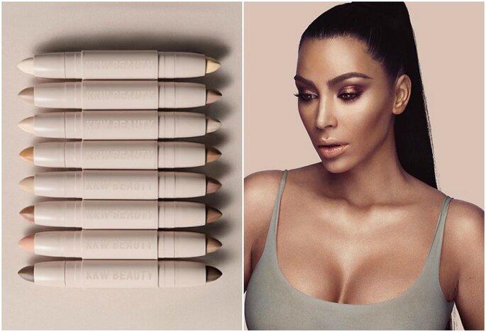 Kim Kardashian Saca Una Línea De Maquillaje Propia Con Polémica Incluida