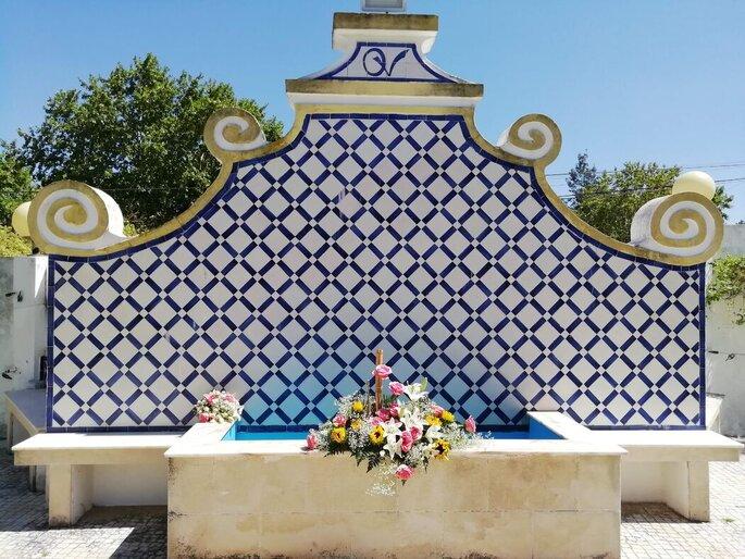 Exterior da Quinta Valenciana