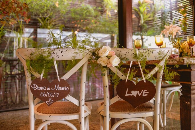 Lugares noivos