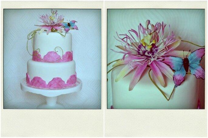 Pastel de Tea Cake Bakes. Foto: Tea Bakes.