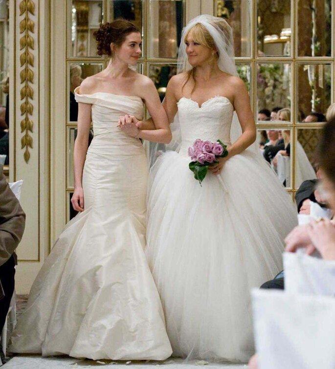 Vestido de novia de mia thermopolis